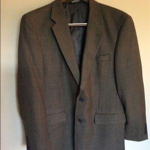 Jo's A. Bank 100% wool sport coat 43L